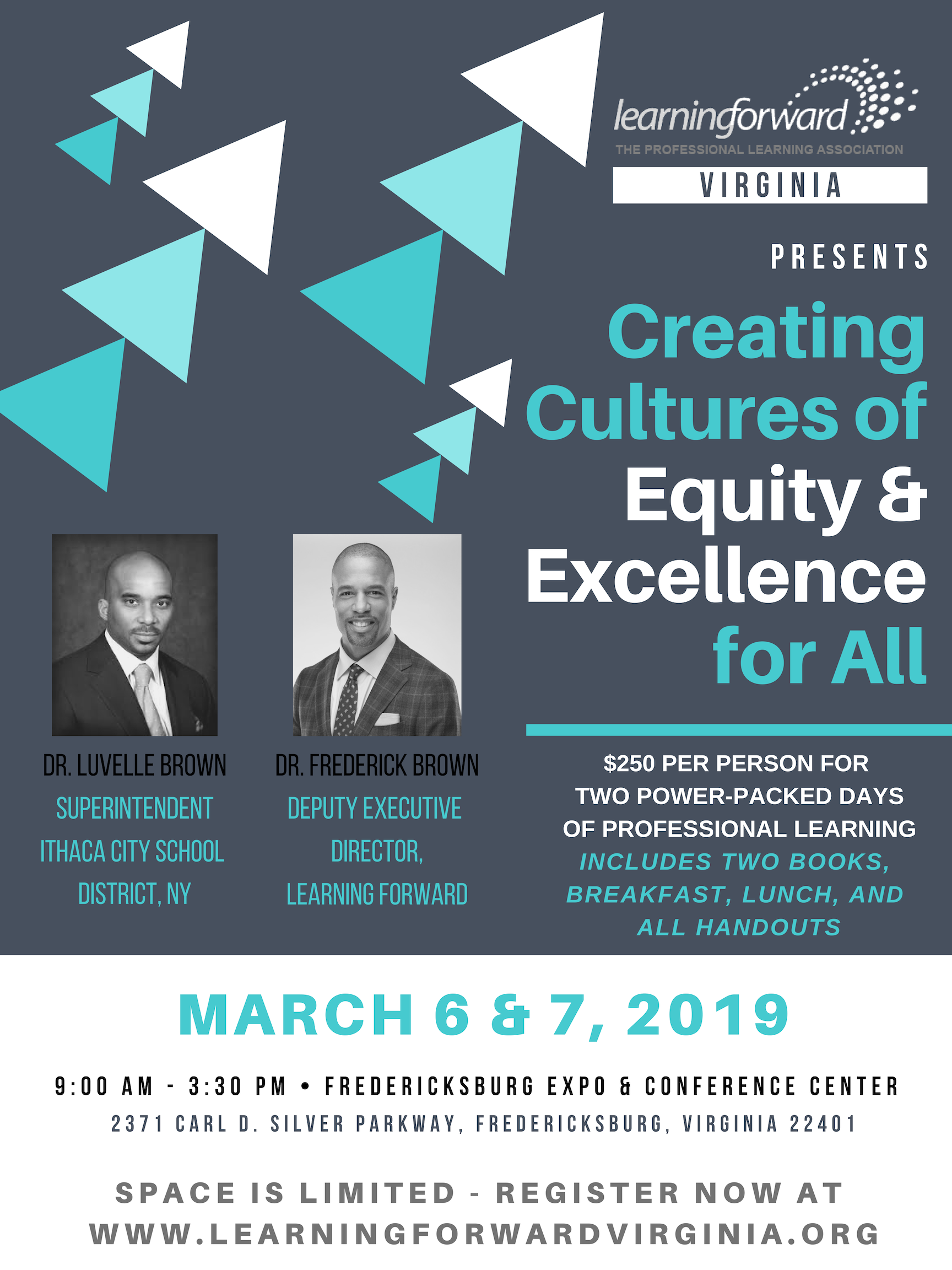 Creating Cultures of Equity Excellence for All Conference 2019