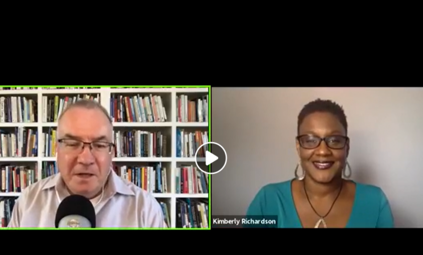 Coaching Conversations featuring Kim Richardson & Jim Knight